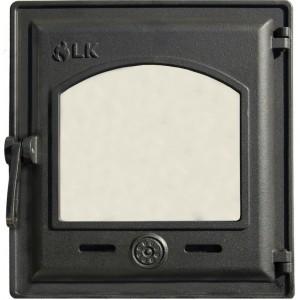 370 LK Дверца герметичная со стеклом (250х280)