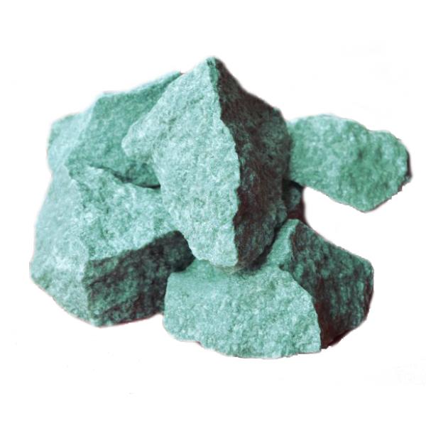 Камень Жадеит колотый средний (ведро 5 кг)