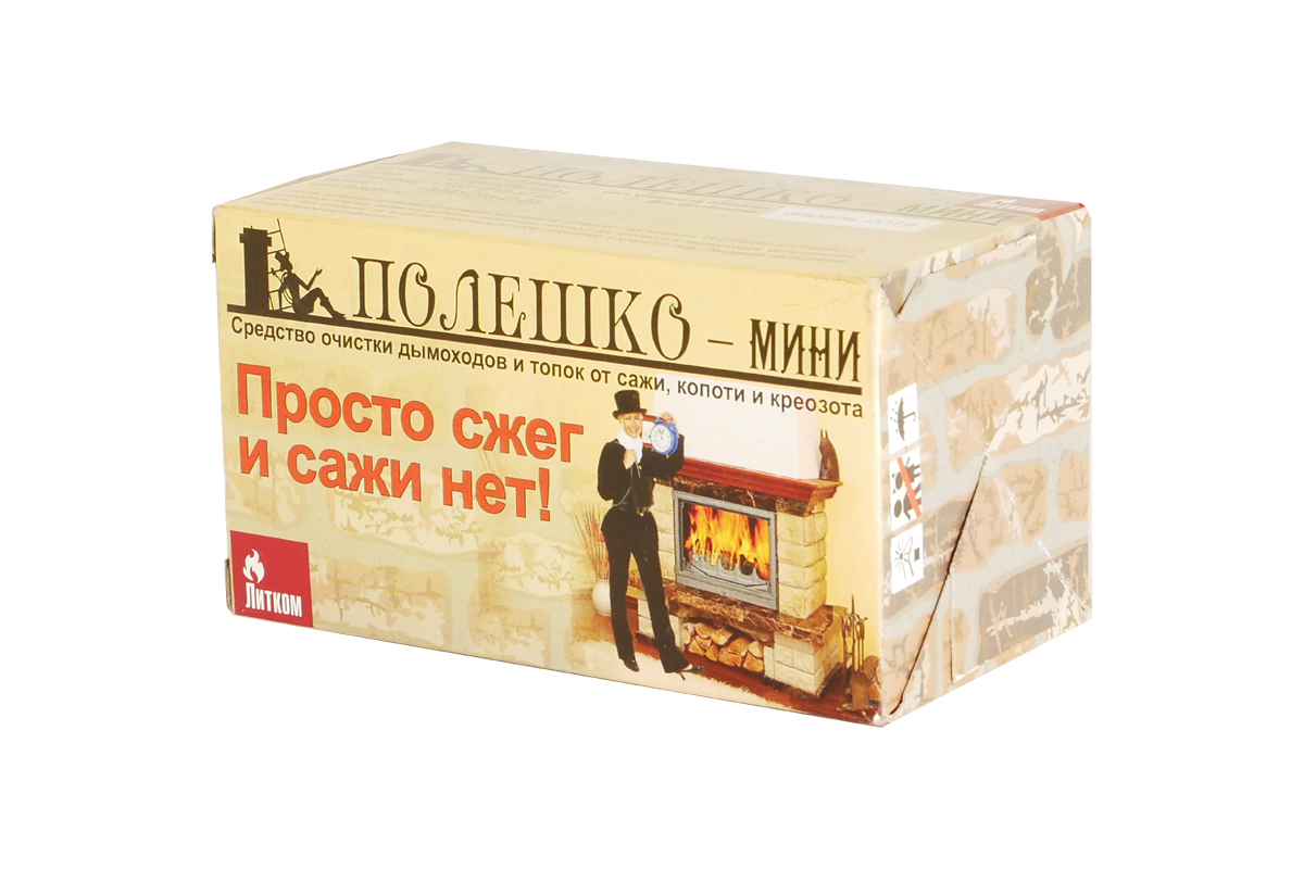 Полено чистки дымохода МИНИ (LK) (Трубочист)