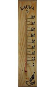 """Термометр для сауны большой ТСС-2 """"Sauna"""" (в блистере)"""