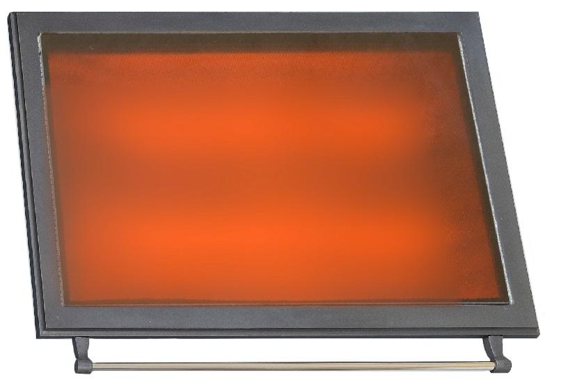 Плита 5А (311) SVT с керамическим стеклом