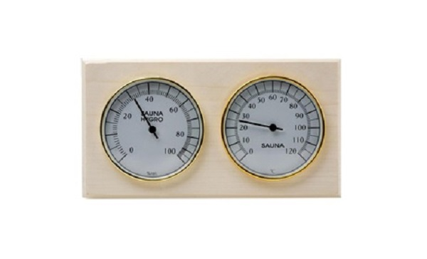 Термометр для сауны СББ банная станция (в коробке)