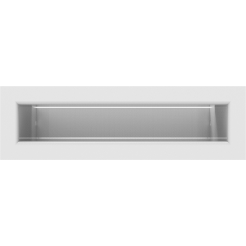 Люфт Белый LUFT/6/20/B (60x200мм)