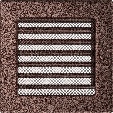 Решетка Латунь с задвижкой (17*17) 17MX