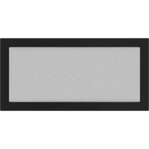 Вентиляционная решетка Черная (22*45) 22/45C