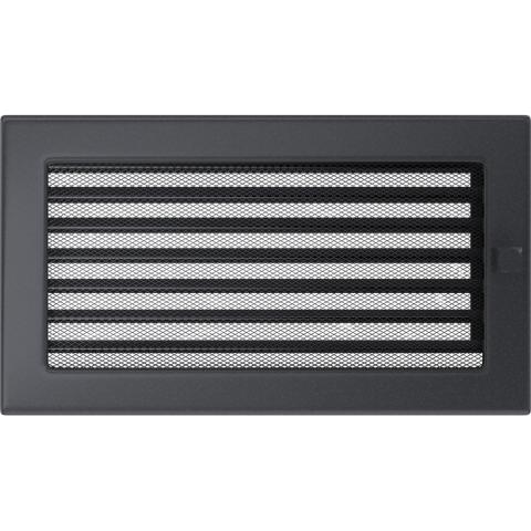 Вентиляционная решетка Графит (17*30) 30GX