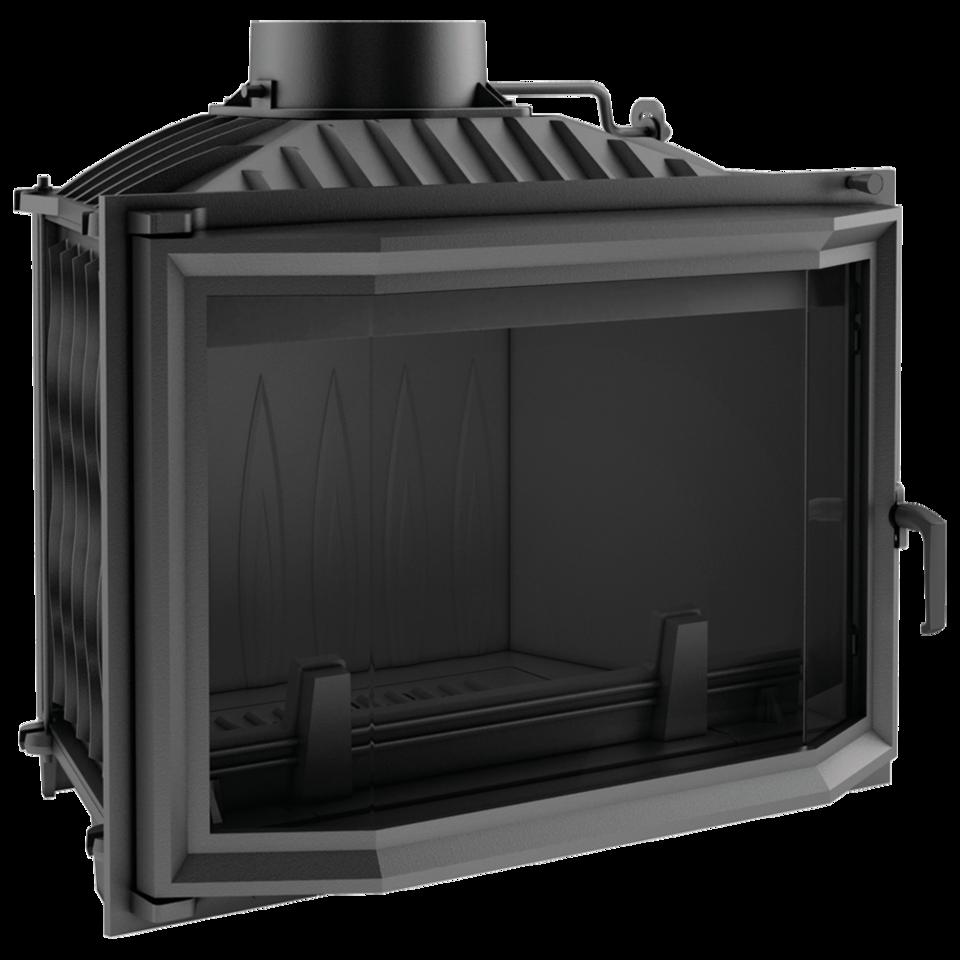 Каминная топка Wiktor/PR (призма) (14 кВт)