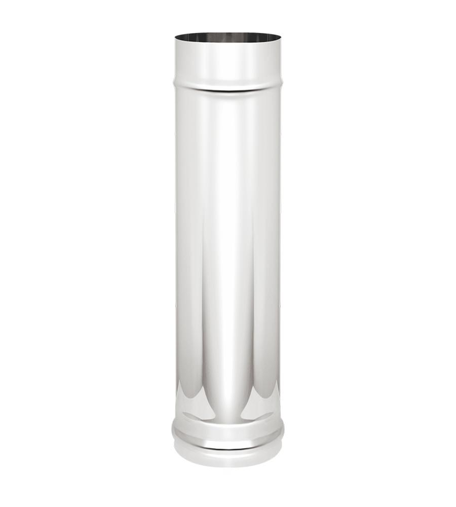 Труба нерж. (AISI 430/0,8мм) L-0,5м
