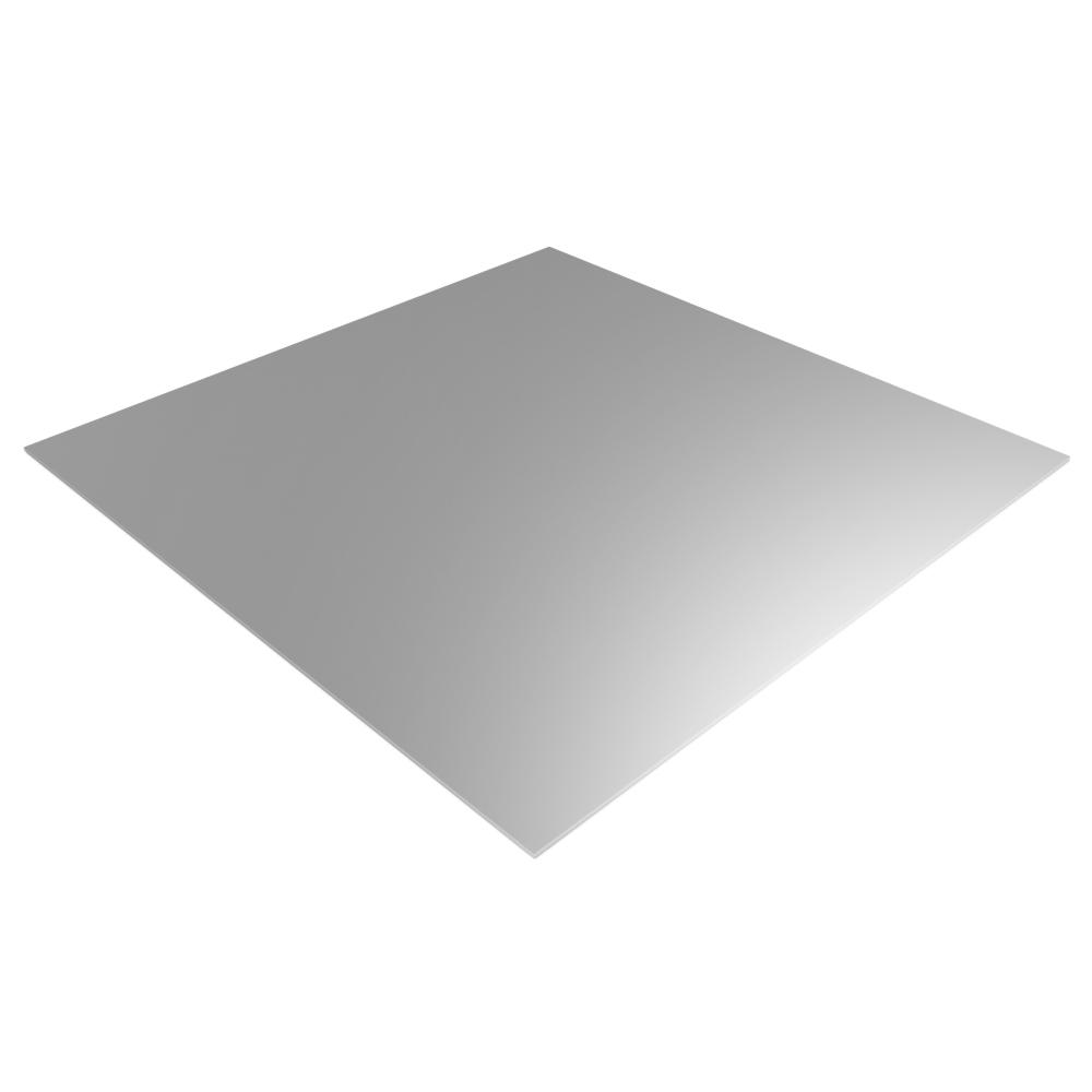 Экран отражающий НЕРЖ (AISI 430/0,5мм) 1000х1000мм