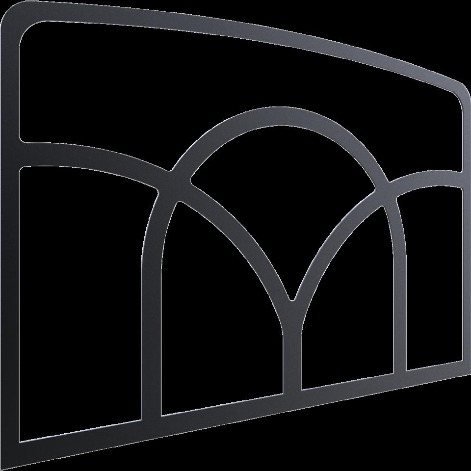 Декор дверцы Kratki M(Koza/K7)