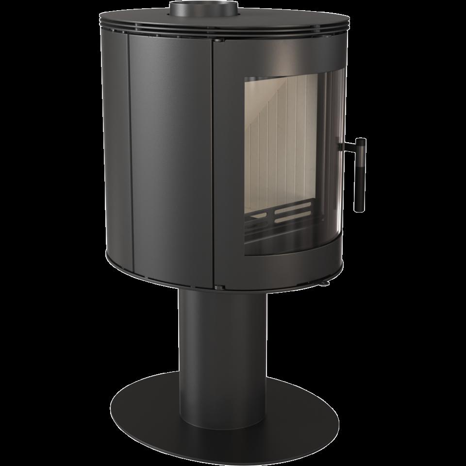 Печь-камин Kratki KOZA/ORBIT (7 кВт)